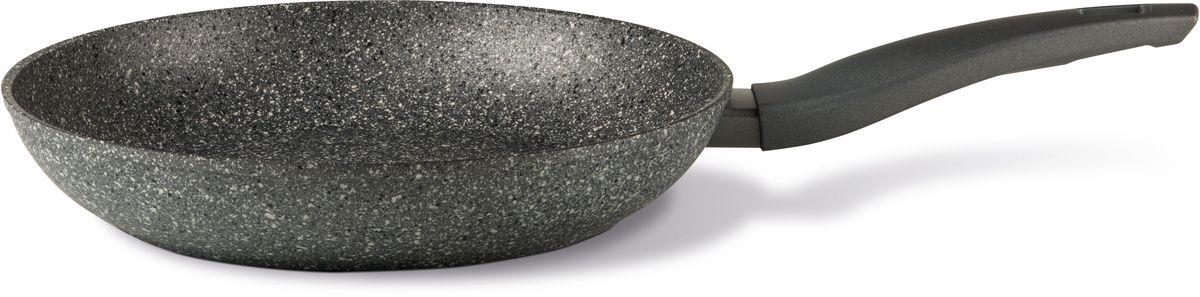 Сковорода TVS Mineralia Induction, с антипригарным покрытием. Диаметр 28 см сковорода tvs bs279203310201 mineralia induction
