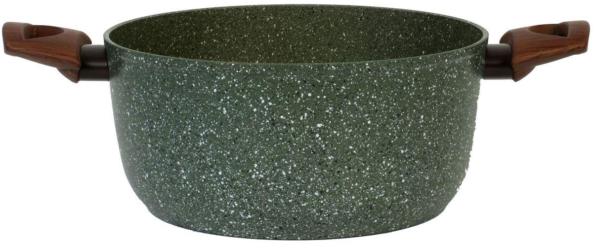 Кастрюля TVS Natura, с антипригарным покрытием, диаметр 20 см кастрюля tvs ho d 20 см 11164