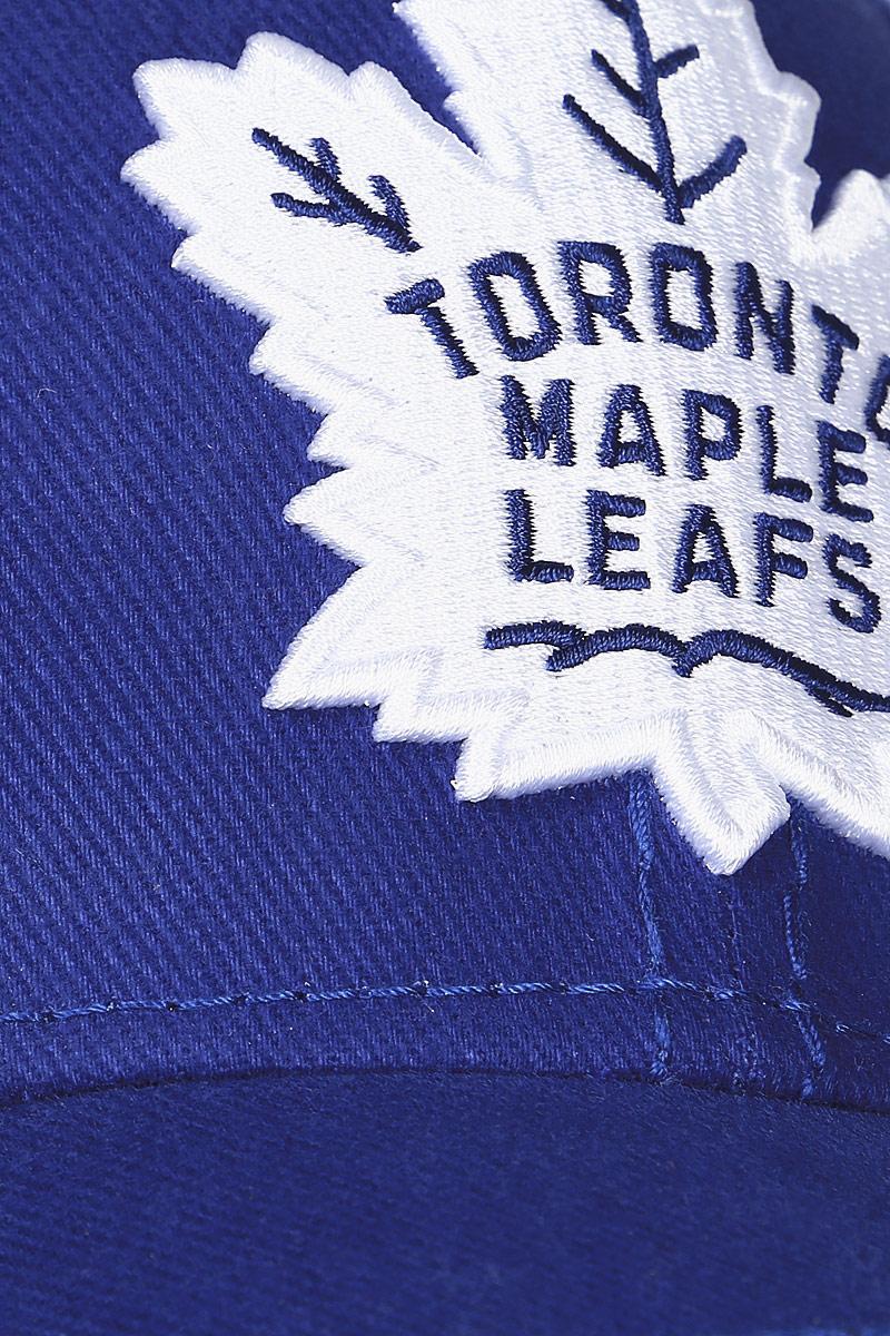 Бейсболка детская Atributika& Club Toronto Maple Leafs,цвет:  синий.  29087.  Размер 52/54 Atributika& Club