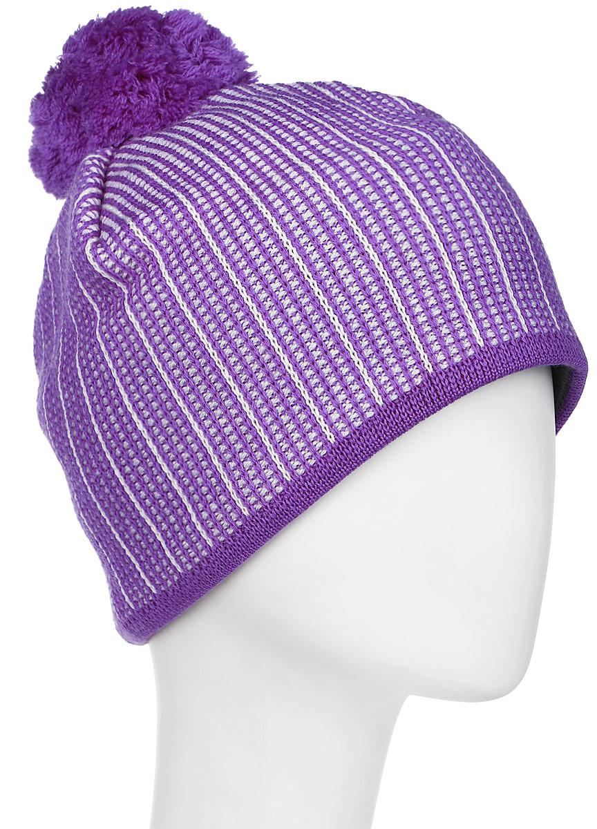 Шапка Husky Future, цвет: фиолетовый. 4215822400. Размер универсальный