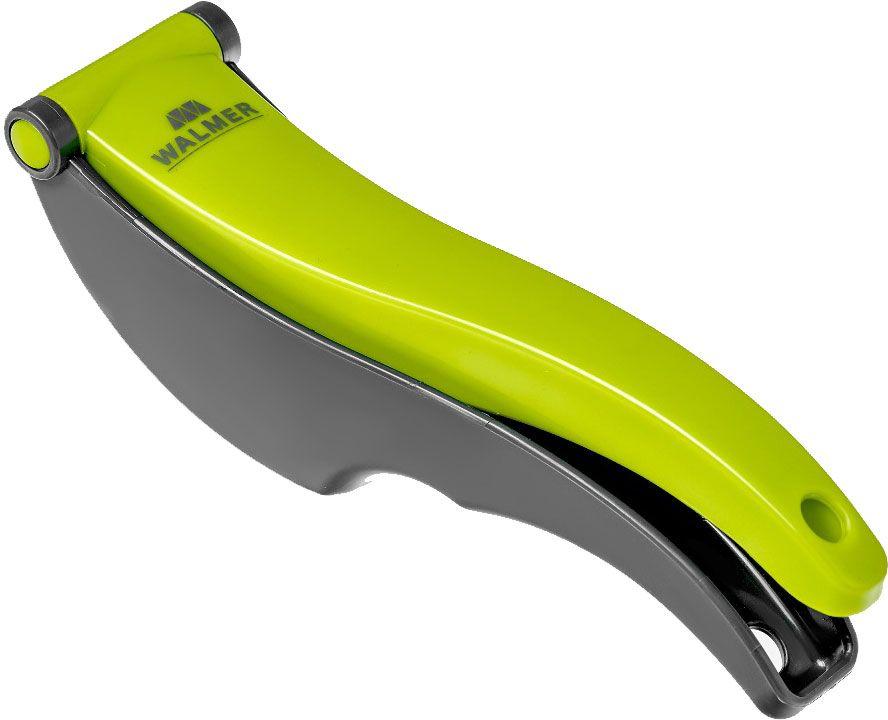 Пресс для чеснока Walmer Vegan, длина 19 смW30001019Пресс для чеснока Walmer Vegan изготовлен из высокопрочного легкого пластика. Благодаря эргономичной ручке пользоваться прибором можно, совершенно не прилагая усилий. Можно мыть в посудомоечной машине.