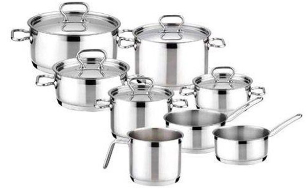 Набор посуды Tescoma Home Profi, 13 предметов. 725013725013