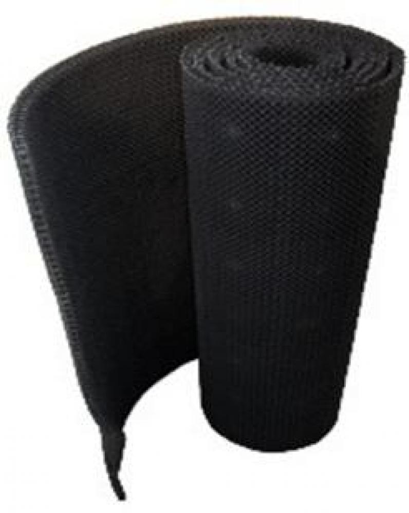 Коврик-дорожка SunStep Травка, цвет: черный, 0,98 х 11,8 м71-006Коврик-дорожка Травка применяется как в помещении, так и на улице. Благодаря своей ворсистой поверхности отлично собирает грязь, а также влагу. Легко чистится, удобен в эксплуатации и долговечен.