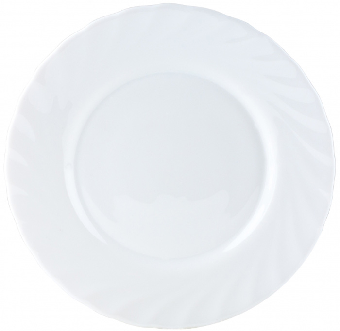 Тарелки десертные Luminarc Trianon, диаметр 19,5 см61258Набор из 6-ти тарелок десертных белых из серии Luminarc Trianon. Материал - ударопрочное стекло, устойчивое к повреждениям и резким перепадам температуры. Тарелки не нуждаются в особо бережном уходе, их можно мыть в посудомоечной машине. Тарелки подходят для подачи различных десертов, а также холодных закусок, лимона, морепродуктов.Благодаря простоте и лаконичности дизайнерского оформления, могут использоваться как в ресторанном бизнесе, так и на домашней кухне.