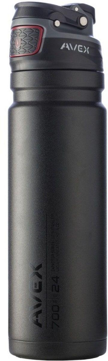 Термокружка Avex Freeflow, 700 мл, цвет: черный. AVEX0758AVEX0758
