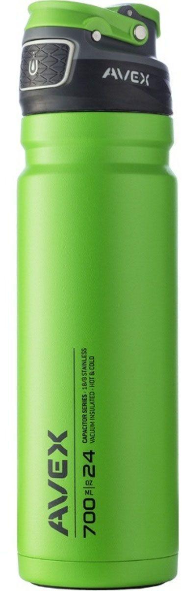 Термокружка Avex Freeflow, 700 мл, цвет: зеленый. AVEX0759AVEX0759