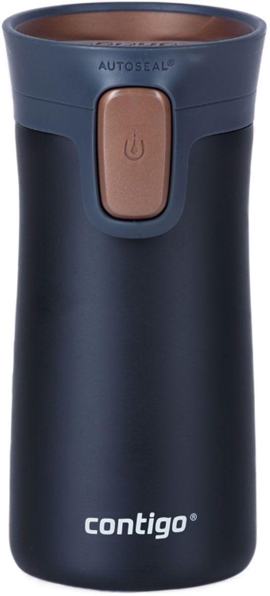 Термокружка Contigo Pinnacle, 300 мл, цвет: темно-синий. contigo0739contigo0739