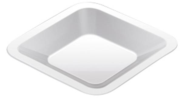 Тарелка глубокая Tescoma Gustito, 21x21см. 386348 тарелка tescoma gustito 27 х 27 см