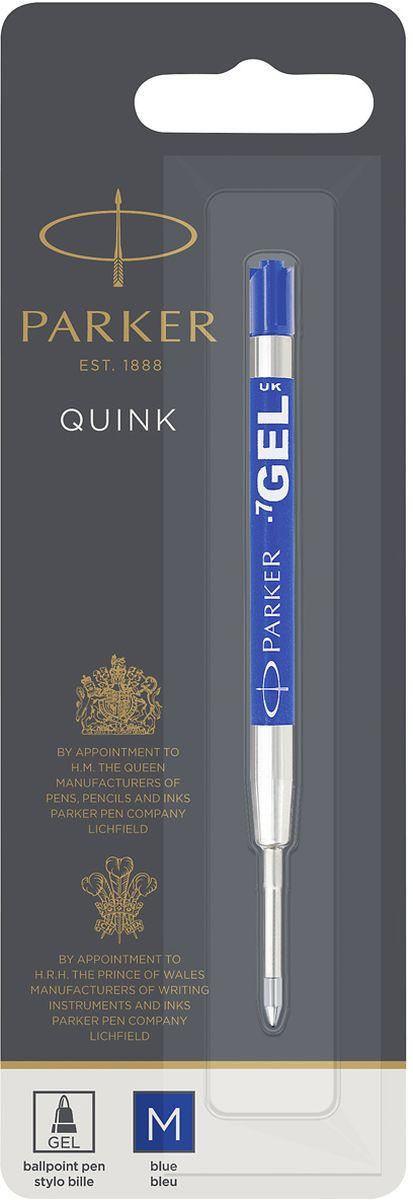 Parker Стержень для шариковых ручек Medium цвет синийPARKER-1950346Стержень гелевый подходит для всех шариковых ручек PARKER. Материал корпуса:сталь, пишущий узел-из карбида вольфрама. Толщина линии - Medium.Цвет чернил - синий. Аналог PARKER-S0169240