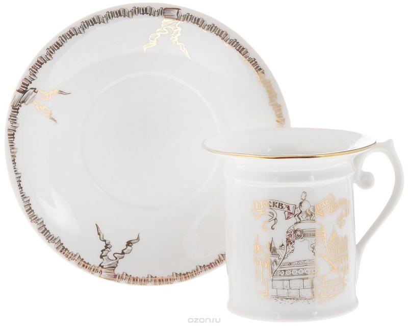 Набор кофейный Фарфор Вербилок Золотая Москва. 3303273033032730Считается, что как день начнешь, так его и проведешь. Поэтому просыпаться хорошо пораньше, в хорошем настроении, и начинать каждое утро с улыбки и чашечки ароматного кофе. При этом немаловажно, чтобы посуда для кофе была соответствующая: красивая, изящная и непременно способствующая поднятию настроения! Среди разнообразия форм и декоров каждый, даже самый взыскательный эстет, непременно подберет себе посуду по вкусу. Если Вы относитесь к любителям кофе, эти замечательные чашки и пары Вы просто не сможете обделить своим вниманием!