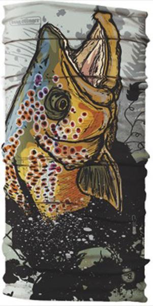 Бандана Buff Bugslinger Meateater, цвет: коричневый. 18188.00. Размер универсальный18188.00Buff - это оригинальные, мультифункциональные, бесшовные головные уборы - удобные и комфортные для любого вида активного отдыха и спорта. Оригинальные, потому что Buff был и является первым в мире брендом мультифункциональных, бесшовных и универсальных головных уборов. Мультифункциональные, потому что их можно носить самыми разными способами: как шарф, как шапку, как балаклаву, косынку, бандану, маску, напульсник и многими другими - решает ваша фантазия! Универсальный головной убор, который можно носить более чем двенадцатью способами, который можно использовать при занятии любым видом спорта, езде на велосипеде и мотоцикле, катаясь или бегая на лыжах, и даже как аксессуар в городской одежде. Бесшовные, благодаря эластичности, позволяющей использовать эти головные уборы как угодно и не беспокоиться о том, что кожа может быть натерта или раздражена швами.