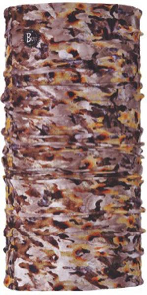 Бандана Buff Camu Fish Brown, цвет: коричневый. 18102.00. Размер универсальный18102.00Buff - это оригинальные, мультифункциональные, бесшовные головные уборы - удобные и комфортные для любого вида активного отдыха и спорта. Оригинальные, потому что Buff был и является первым в мире брендом мультифункциональных, бесшовных и универсальных головных уборов. Мультифункциональные, потому что их можно носить самыми разными способами: как шарф, как шапку, как балаклаву, косынку, бандану, маску, напульсник и многими другими - решает ваша фантазия! Универсальный головной убор, который можно носить более чем двенадцатью способами, который можно использовать при занятии любым видом спорта, езде на велосипеде и мотоцикле, катаясь или бегая на лыжах, и даже как аксессуар в городской одежде. Бесшовные, благодаря эластичности, позволяющей использовать эти головные уборы как угодно и не беспокоиться о том, что кожа может быть натерта или раздражена швами.