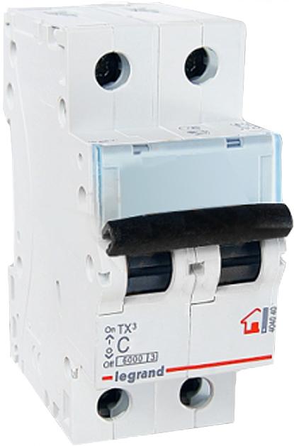 Выключатель автоматический Legrand