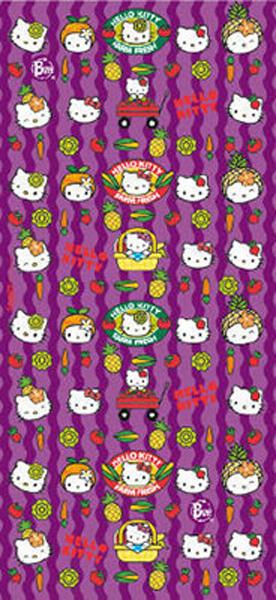 Бандана Buff Farm Fresh Jr., цвет: фиолетовый. 81728. Размер универсальный81728Buff - это оригинальные, мультифункциональные, бесшовные головные уборы - удобные и комфортные для любого вида активного отдыха и спорта. Оригинальные, потому что Buff был и является первым в мире брендом мультифункциональных, бесшовных и универсальных головных уборов. Мультифункциональные, потому что их можно носить самыми разными способами: как шарф, как шапку, как балаклаву, косынку, бандану, маску, напульсник и многими другими - решает ваша фантазия! Универсальный головной убор, который можно носить более чем двенадцатью способами, который можно использовать при занятии любым видом спорта, езде на велосипеде и мотоцикле, катаясь или бегая на лыжах, и даже как аксессуар в городской одежде. Бесшовные, благодаря эластичности, позволяющей использовать эти головные уборы как угодно и не беспокоиться о том, что кожа может быть натерта или раздражена швами.