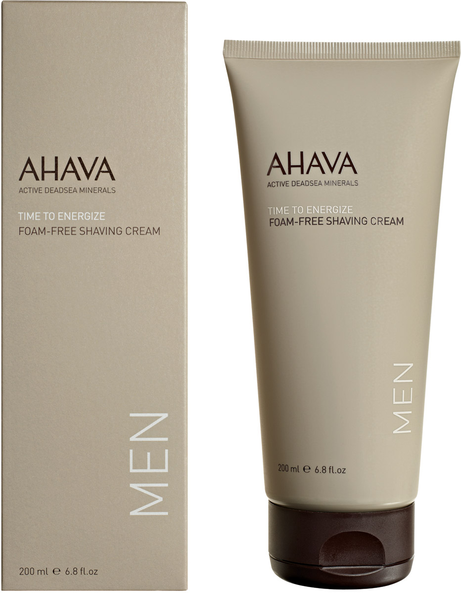 Ahava Time To Energize Крем для бритья без пены 200 мл ahava time to energize крем для бритья без пены time to energize крем для бритья без пены