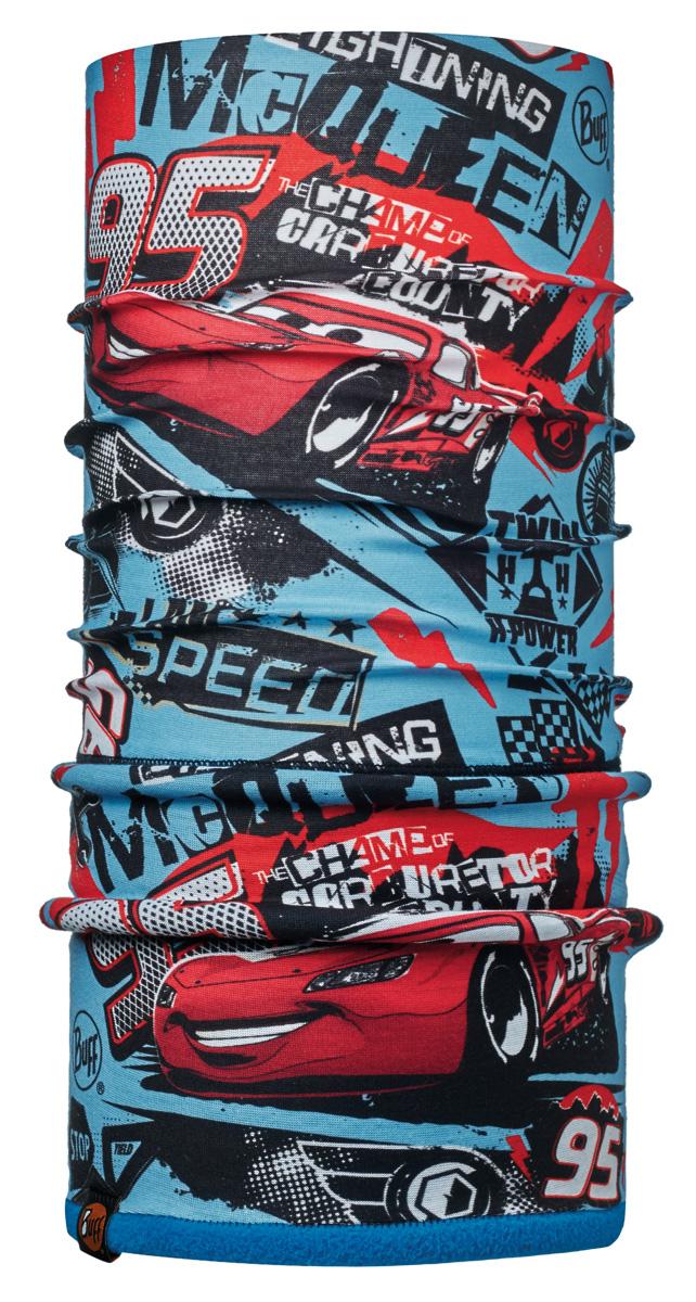 Бандана Buff Licenses Cars Jr Polar Power Multi / Harbor, цвет: красный. 113216.555.10.00. Размер универсальный113216.555.10.00Теплая бандана-шарф Polar Buff - это бандана-труба из серии Original Buff, пришитая к цилиндру из Polartec Classic Fleece 100. В холодную погоду Polar Buff поддерживает нормальную температуру тела и предотвращает потерю тепла, благодаря комбинации микрофибры и Polartec. Благодаря своей универсальности, функциональности и практичности Polar Buff завоевал огромную популярность среди людей, ее можно использовать как шапку, шарф, бандану на лицо и уши, балаклаву, маску. Неотъемлемая часть зимней одежды, подходит для любой активности в холодное время года.