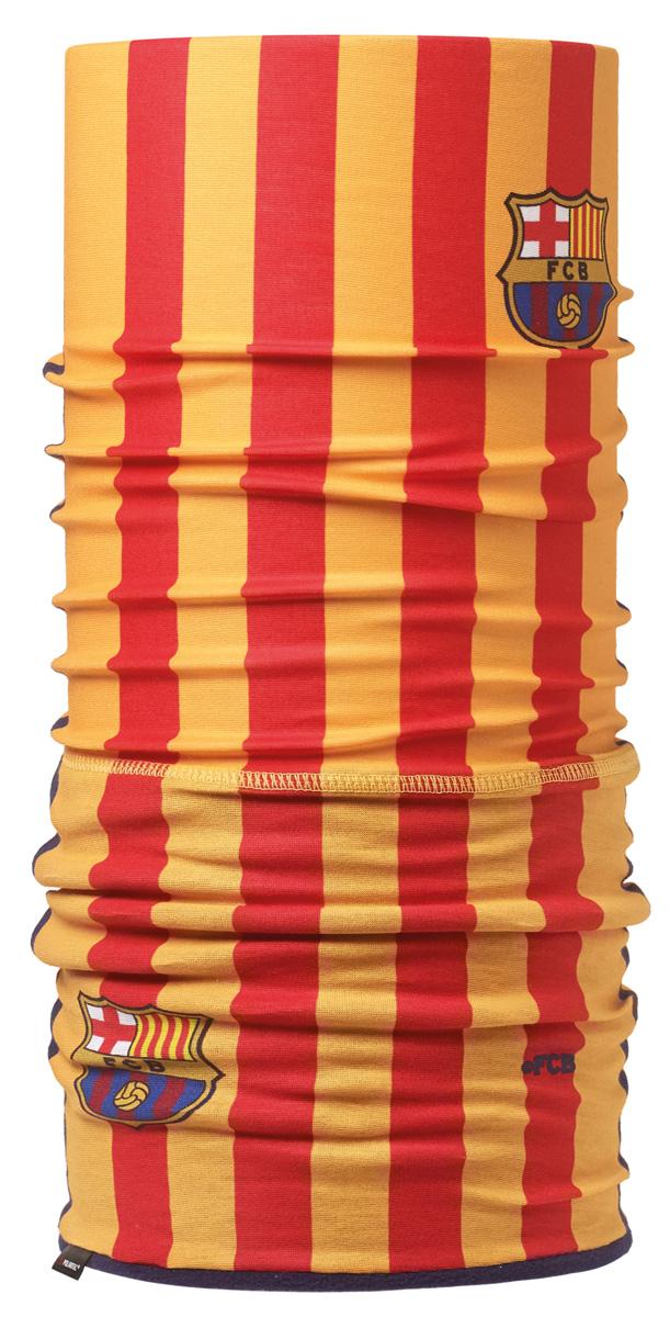 Бандана Buff Polar 2Nd Equipment / Navy 15-16, цвет: желтый, красный. 111330.00. Размер универсальный111330.00Теплая бандана-шарф Polar Buff - это бандана-труба из серии Original Buff, пришитая к цилиндру из Polartec Classic Fleece 100. В холодную погоду Polar Buff поддерживает нормальную температуру тела и предотвращает потерю тепла, благодаря комбинации микрофибры и Polartec. Благодаря своей универсальности, функциональности и практичности Polar Buff завоевал огромную популярность среди людей, ее можно использовать как шапку, шарф, бандану на лицо и уши, балаклаву, маску. Неотъемлемая часть зимней одежды, подходит для любой активности в холодное время года. Размер (обхват головы): 53-62 см.