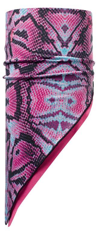 Бандана Buff Polar Minstrel / Paloma Pink, цвет: розовый. 111317.00. Размер универсальный111317.00Теплая бандана-шарф Polar Buff - это бандана-труба из серии Original Buff, пришитая к цилиндру из Polartec Classic Fleece 100. В холодную погоду Polar Buff поддерживает нормальную температуру тела и предотвращает потерю тепла, благодаря комбинации микрофибры и Polartec. Благодаря своей универсальности, функциональности и практичности Polar Buff завоевал огромную популярность среди людей, ее можно использовать как шапку, шарф, бандану на лицо и уши, балаклаву, маску. Неотъемлемая часть зимней одежды, подходит для любой активности в холодное время года. Размер (обхват головы): 50-55 см.