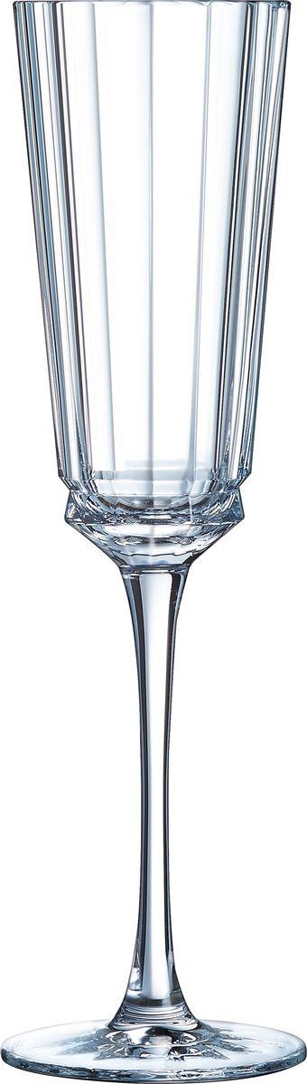 Прямые бокалы Cristal d
