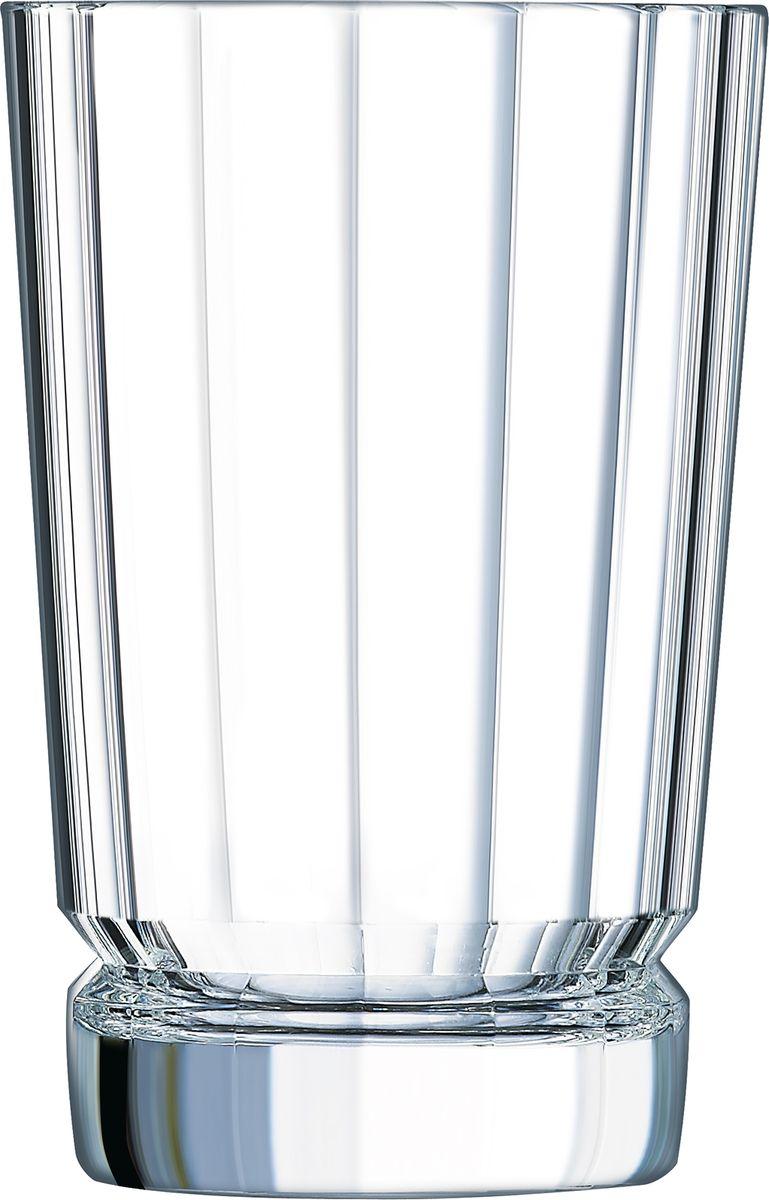 Набор стаканов Cristal d'Arques Macassar, 360 мл, 6 шт олег ольхов рыба морепродукты на вашем столе