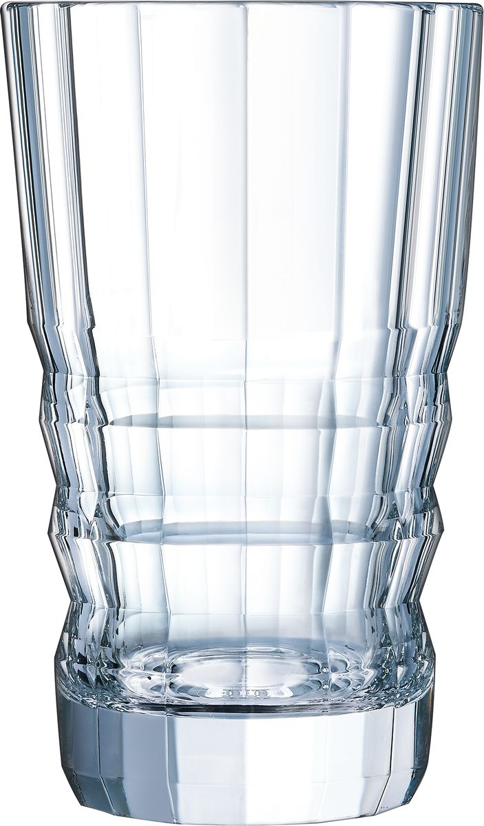 Ваза Cristal d'Arques Architecte, высота 27 см
