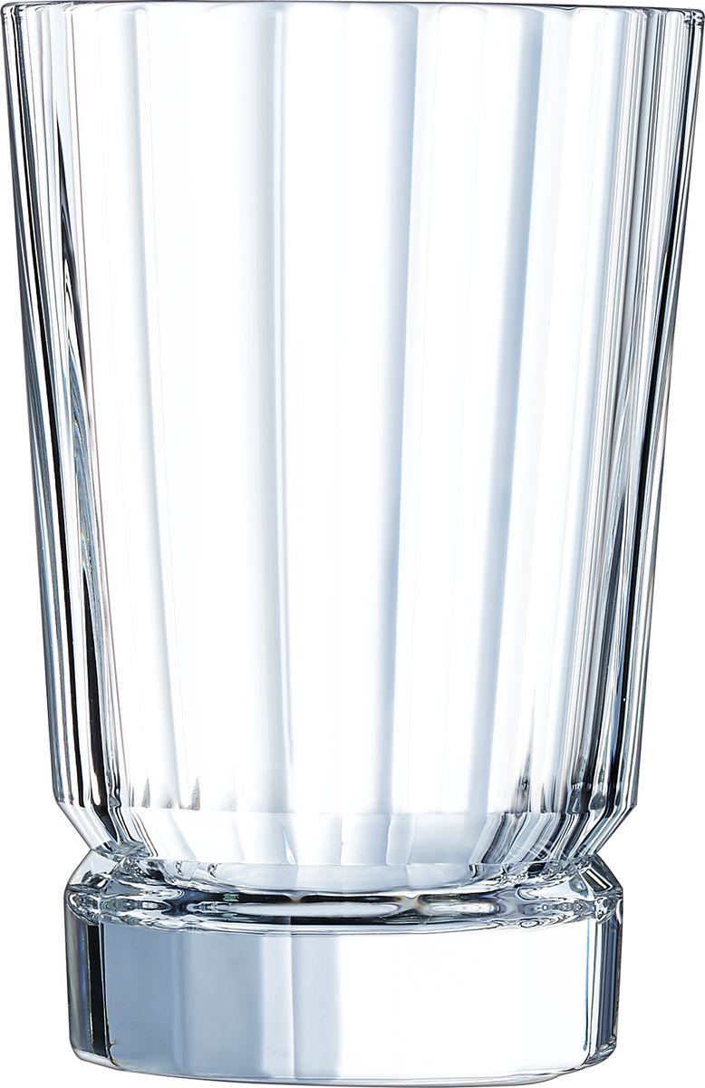 Набор стаканов Cristal d'Arques Macassar, 280 мл, 6 шт олег ольхов рыба морепродукты на вашем столе