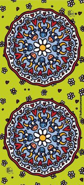 Бандана Buff Tubular Junior Kukuxumusu Korrontxo, цвет: желтый. 81921. Размер универсальный81921Buff - это оригинальные, мультифункциональные, бесшовные головные уборы - удобные и комфортные для любого вида активного отдыха и спорта. Оригинальные, потому что Buff был и является первым в мире брендом мультифункциональных, бесшовных и универсальных головных уборов. Мультифункциональные, потому что их можно носить самыми разными способами: как шарф, как шапку, как балаклаву, косынку, бандану, маску, напульсник и многими другими - решает Ваша фантазия! Универсальный головной убор, который можно носить более чем двенадцатью способами, который можно использовать при занятии любым видом спорта, езде на велосипеде и мотоцикле, катаясь или бегая на лыжах, и даже как аксессуар в городской одежде. Бесшовные, благодаря эластичности, позволяющей использовать эти головные уборы как угодно и не беспокоиться о том, что кожа может быть натерта или раздражена швами.