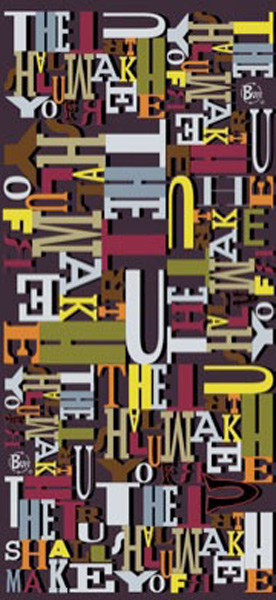 Бандана Buff Tubular Junior The Truth, цвет: коричневый. 80411. Размер универсальный80411Buff - это оригинальные, мультифункциональные, бесшовные головные уборы - удобные и комфортные для любого вида активного отдыха и спорта. Оригинальные, потому что Buff был и является первым в мире брендом мультифункциональных, бесшовных и универсальных головных уборов. Мультифункциональные, потому что их можно носить самыми разными способами: как шарф, как шапку, как балаклаву, косынку, бандану, маску, напульсник и многими другими - решает Ваша фантазия! Универсальный головной убор, который можно носить более чем двенадцатью способами, который можно использовать при занятии любым видом спорта, езде на велосипеде и мотоцикле, катаясь или бегая на лыжах, и даже как аксессуар в городской одежде. Бесшовные, благодаря эластичности, позволяющей использовать эти головные уборы как угодно и не беспокоиться о том, что кожа может быть натерта или раздражена швами.