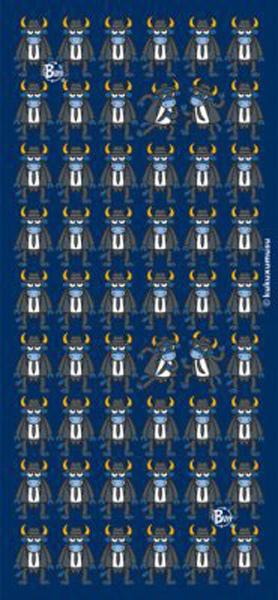 Бандана Buff Tubular Kukuxumusu Moo Brothers, цвет: синий. 17836. Размер универсальный17836Buff - это оригинальные, мультифункциональные, бесшовные головные уборы - удобные и комфортные для любого вида активного отдыха и спорта. Оригинальные, потому что Buff был и является первым в мире брендом мультифункциональных, бесшовных и универсальных головных уборов. Мультифункциональные, потому что их можно носить самыми разными способами: как шарф, как шапку, как балаклаву, косынку, бандану, маску, напульсник и многими другими - решает Ваша фантазия! Универсальный головной убор, который можно носить более чем двенадцатью способами, который можно использовать при занятии любым видом спорта, езде на велосипеде и мотоцикле, катаясь или бегая на лыжах, и даже как аксессуар в городской одежде. Бесшовные, благодаря эластичности, позволяющей использовать эти головные уборы как угодно и не беспокоиться о том, что кожа может быть натерта или раздражена швами.