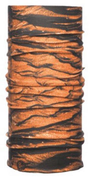 Бандана Buff Tubular UV Dune, цвет: оранжевый. 18170.00. Размер универсальный18170.00Buff - это оригинальные, мультифункциональные, бесшовные головные уборы - удобные и комфортные для любого вида активного отдыха и спорта. Оригинальные, потому что Buff был и является первым в мире брендом мультифункциональных, бесшовных и универсальных головных уборов. Мультифункциональные, потому что их можно носить самыми разными способами: как шарф, как шапку, как балаклаву, косынку, бандану, маску, напульсник и многими другими - решает Ваша фантазия! Универсальный головной убор, который можно носить более чем двенадцатью способами, который можно использовать при занятии любым видом спорта, езде на велосипеде и мотоцикле, катаясь или бегая на лыжах, и даже как аксессуар в городской одежде. Бесшовные, благодаря эластичности, позволяющей использовать эти головные уборы как угодно и не беспокоиться о том, что кожа может быть натерта или раздражена швами.
