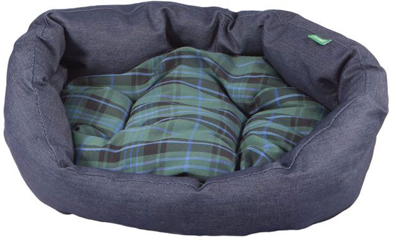 Лежак для животных Titbit, 36 х 46 см. Размер S005439Лежак джинсовый TiTBiT - это уникальное изделие из настоящей джинсовой ткани. Материал из натурального хлопка обладает высокой стойкостью к износу, что обеспечивает практичность и долговечность лежака. Мягкая и качественная джинса создаст неповторимый комфорт вашему питомцу. Изделие не требует специального ухода. Запрещена сушка в барабане и использование отбеливающих, хлоросодержащих средств. Удаление пятен растворителями и химическая чистка ткани запрещены. Разрешена машинная стирка при температуре 30°С. Отжим max при 600 оборотах. После стирки встряхнуть и дать просохнуть.