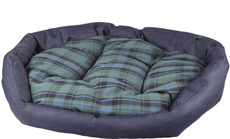 Лежак для животных Titbit, 56 х 66 см. Размер L