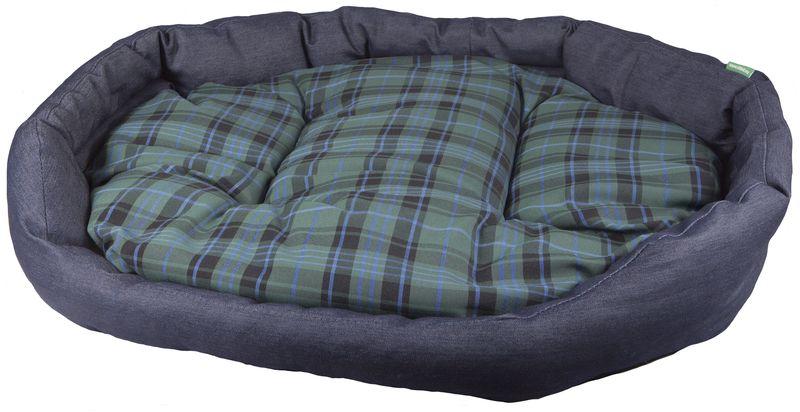 Лежак для животных Titbit, 66 х 76 см. Размер XL