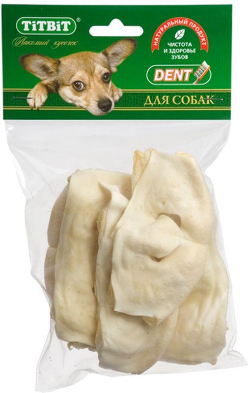 Лакомство Titbit Нос бараний XL, для собак лакомство titbit нос бараний для собак