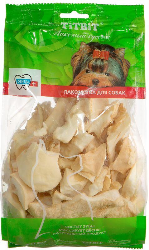 Лакомство Titbit Хрустики говяжьи XL, для собак лакомство titbit чипсы говяжьи для собак
