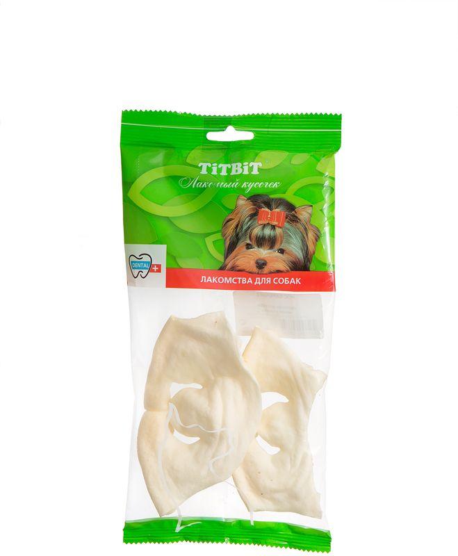 Лакомство Titbit Нос бараний, для собак3352Упаковка лакомства Titbit содержит 2 высушенных бараньих носа. Низкокалорийное, гипоаллергенное изделие. Высокое содержание коллагеновых и эластиновых волокон обеспечивает поступление в организм незаменимых компонентов для роста и поддержания качества хрящевой ткани вашего питомца. Высокое содержание белка, хрящевой и соединительной ткани способствует улучшению формирования ушного хряща (для пород собак, стандартом которых предусмотрен вертикальный постав ушной раковины).