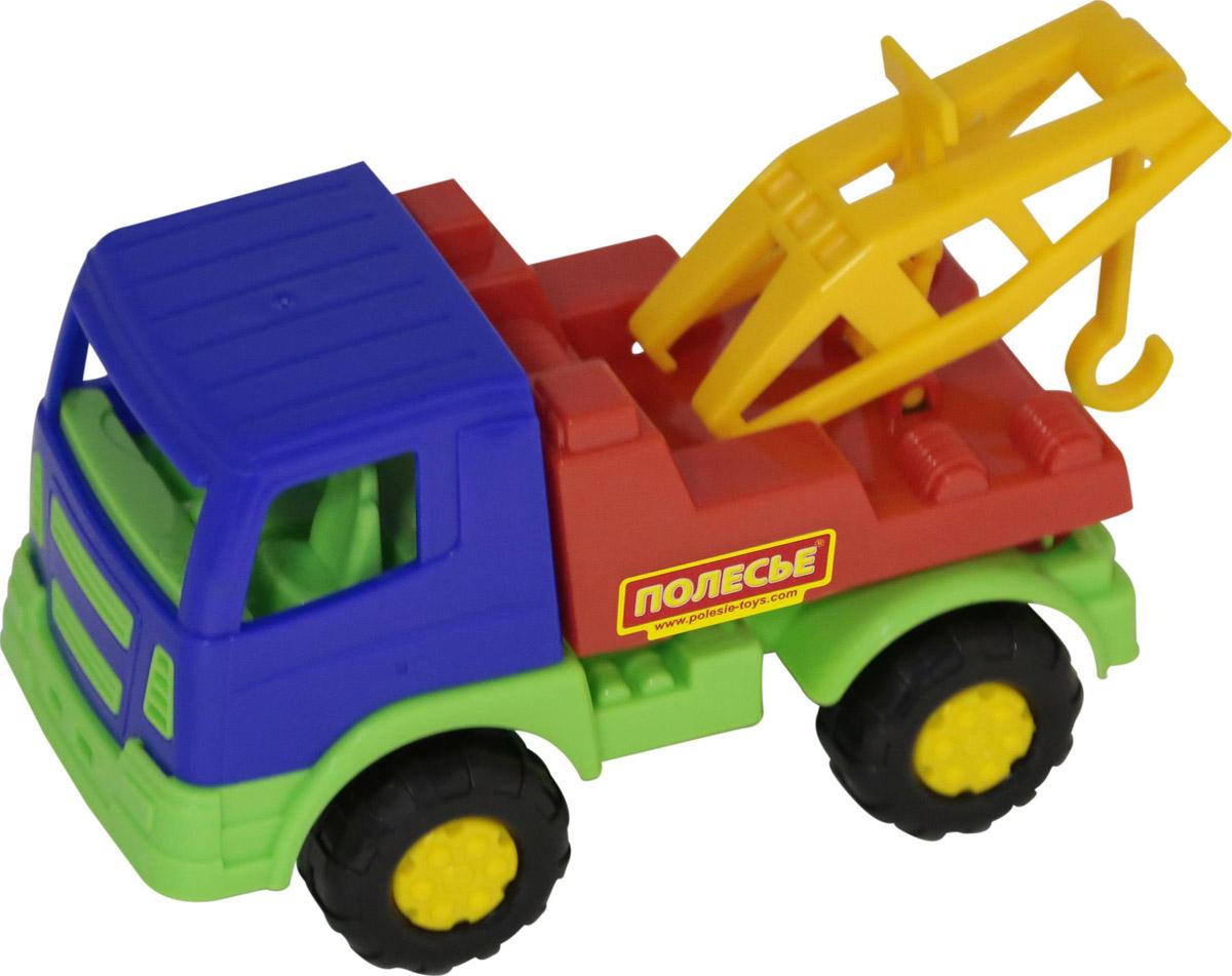 Полесье Эвакуатор Салют игрушечные машинки на пульте управления по грязи купить