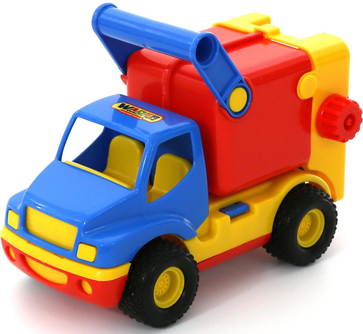 Полесье Коммунальная спецмашина КонсТрак полесье коммунальный автомобиль констрак