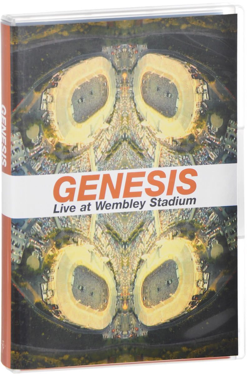 Genesis: Live At Wembley Stadium fairest in all the land