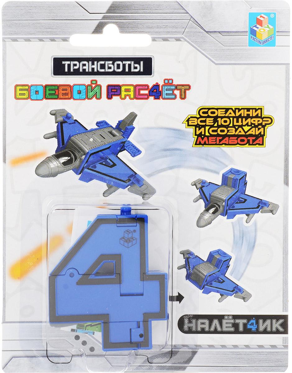 1TOY Фигурка Трансбот Робот 4 1toy робот трансформер звездный защитник самолет