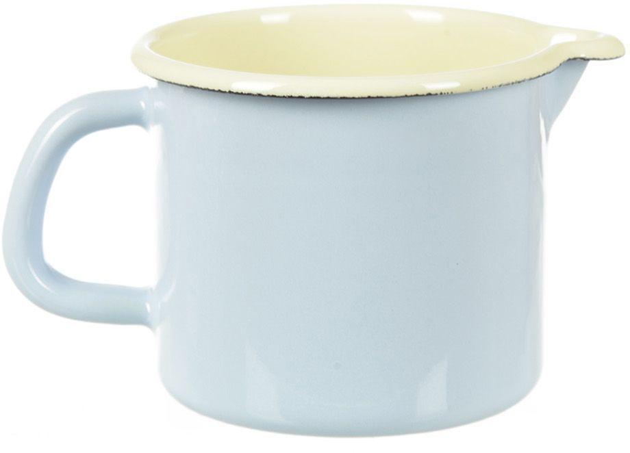 Кружка Riess Pastell, 500 мл. 0038-0060038-006Торговая марка «Riess» представляет собой эксклюзивную коллекцию стальной посуды, покрытую двумя слоями стекловидной эмали. Производится в Австрии с 1550 года с применением новейших технологий. Высочайшее качество и уникальный дизайн широко известны и высоко оценены покупателями эмалированной посуды во всем мире. Разнообразные расцветки с уникальным декором являются вдохновением к приготовлению пищи и воплощают в жизнь все последние тенденции в декорации кухни и столовой. Благодаря высокой устойчивости к ультрафиолетовому излучению, вы очень долго будете наслаждаться нежными расцветками и блеском эмалированной посуды «Riess». В жаровнях и сковородках можно варить, жарить, тушить. Подходит для всех видов плит, включая индукционную. Также можно использовать в духовке. Легко очищаются: достаточно ненадолго замочить в воде и протереть губкой для мытья посуды с моющим средством.Можно использовать моющие средства и мыть в посудомоечной машине. При уходе за изделием запрещается использовать абразивные материалы. Срок годности не ограничен.