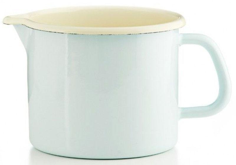 Кружка Riess Pastell, 1,7 л0041-006Торговая марка «Riess» представляет собой эксклюзивную коллекцию стальной посуды, покрытую двумя слоями стекловидной эмали. Производится в Австрии с 1550 года с применением новейших технологий. Высочайшее качество и уникальный дизайн широко известны и высоко оценены покупателями эмалированной посуды во всем мире. Разнообразные расцветки с уникальным декором являются вдохновением к приготовлению пищи и воплощают в жизнь все последние тенденции в декорации кухни и столовой. Благодаря высокой устойчивости к ультрафиолетовому излучению, вы очень долго будете наслаждаться нежными расцветками и блеском эмалированной посуды «Riess». В жаровнях и сковородках можно варить, жарить, тушить. Подходит для всех видов плит, включая индукционную. Также можно использовать в духовке. Легко очищаются: достаточно ненадолго замочить в воде и протереть губкой для мытья посуды с моющим средством.Можно использовать моющие средства и мыть в посудомоечной машине. При уходе за изделием запрещается использовать абразивные материалы. Срок годности не ограничен.