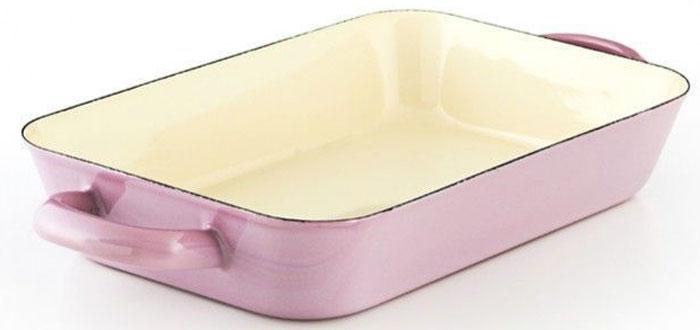Жаровня Riess Pastell, с эмалевым покрытием, 26 х 17 х 5 см0049-006Торговая марка «Riess» представляет собой эксклюзивную коллекцию стальной посуды, покрытую двумя слоями стекловидной эмали. Производится в Австрии с 1550 года с применением новейших технологий. Высочайшее качество и уникальный дизайн широко известны и высоко оценены покупателями эмалированной посуды во всем мире. Разнообразные расцветки с уникальным декором являются вдохновением к приготовлению пищи и воплощают в жизнь все последние тенденции в декорации кухни и столовой. Благодаря высокой устойчивости к ультрафиолетовому излучению, вы очень долго будете наслаждаться нежными расцветками и блеском эмалированной посуды «Riess». В жаровнях и сковородках можно варить, жарить, тушить. Подходит для всех видов плит, включая индукционную. Также можно использовать в духовке. Легко очищаются: достаточно ненадолго замочить в воде и протереть губкой для мытья посуды с моющим средством.Можно использовать моющие средства и мыть в посудомоечной машине. При уходе за изделием запрещается использовать абразивные материалы. Срок годности не ограничен.