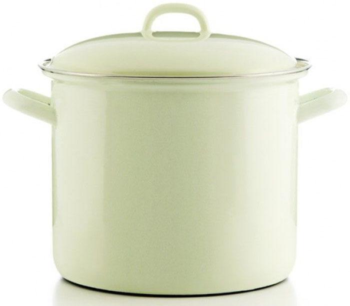 Кастрюля Riess Pastell, с эмалевым покрытием, 6 л0274-006Торговая марка «Riess» представляет собой эксклюзивную коллекцию стальной посуды, покрытую двумя слоями стекловидной эмали. Производится в Австрии с 1550 года с применением новейших технологий. Высочайшее качество и уникальный дизайн широко известны и высоко оценены покупателями эмалированной посуды во всем мире. Разнообразные расцветки с уникальным декором являются вдохновением к приготовлению пищи и воплощают в жизнь все последние тенденции в декорации кухни и столовой. Благодаря высокой устойчивости к ультрафиолетовому излучению, вы очень долго будете наслаждаться нежными расцветками и блеском эмалированной посуды «Riess». В жаровнях и сковородках можно варить, жарить, тушить. Подходит для всех видов плит, включая индукционную. Также можно использовать в духовке. Легко очищаются: достаточно ненадолго замочить в воде и протереть губкой для мытья посуды с моющим средством.Можно использовать моющие средства и мыть в посудомоечной машине. При уходе за изделием запрещается использовать абразивные материалы. Срок годности не ограничен.