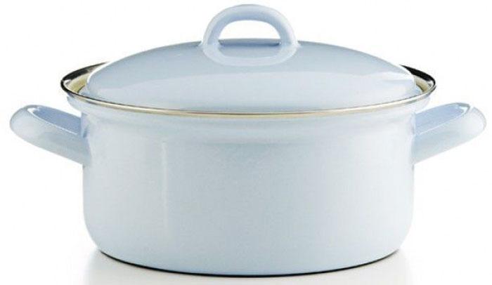Кастрюля Riess  Pastell , с эмалевым покрытием, 1,2 л - Посуда для приготовления