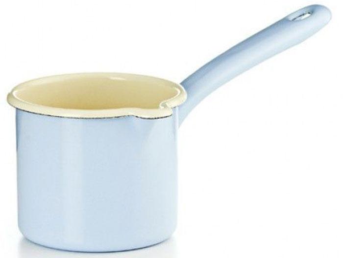 Ковш Riess Pastell, 500 мл0283-006Торговая марка «Riess» представляет собой эксклюзивную коллекцию стальной посуды, покрытую двумя слоями стекловидной эмали. Производится в Австрии с 1550 года с применением новейших технологий. Высочайшее качество и уникальный дизайн широко известны и высоко оценены покупателями эмалированной посуды во всем мире. Разнообразные расцветки с уникальным декором являются вдохновением к приготовлению пищи и воплощают в жизнь все последние тенденции в декорации кухни и столовой. Благодаря высокой устойчивости к ультрафиолетовому излучению, вы очень долго будете наслаждаться нежными расцветками и блеском эмалированной посуды «Riess». В жаровнях и сковородках можно варить, жарить, тушить. Подходит для всех видов плит, включая индукционную. Также можно использовать в духовке. Легко очищаются: достаточно ненадолго замочить в воде и протереть губкой для мытья посуды с моющим средством.Можно использовать моющие средства и мыть в посудомоечной машине. При уходе за изделием запрещается использовать абразивные материалы. Срок годности не ограничен.