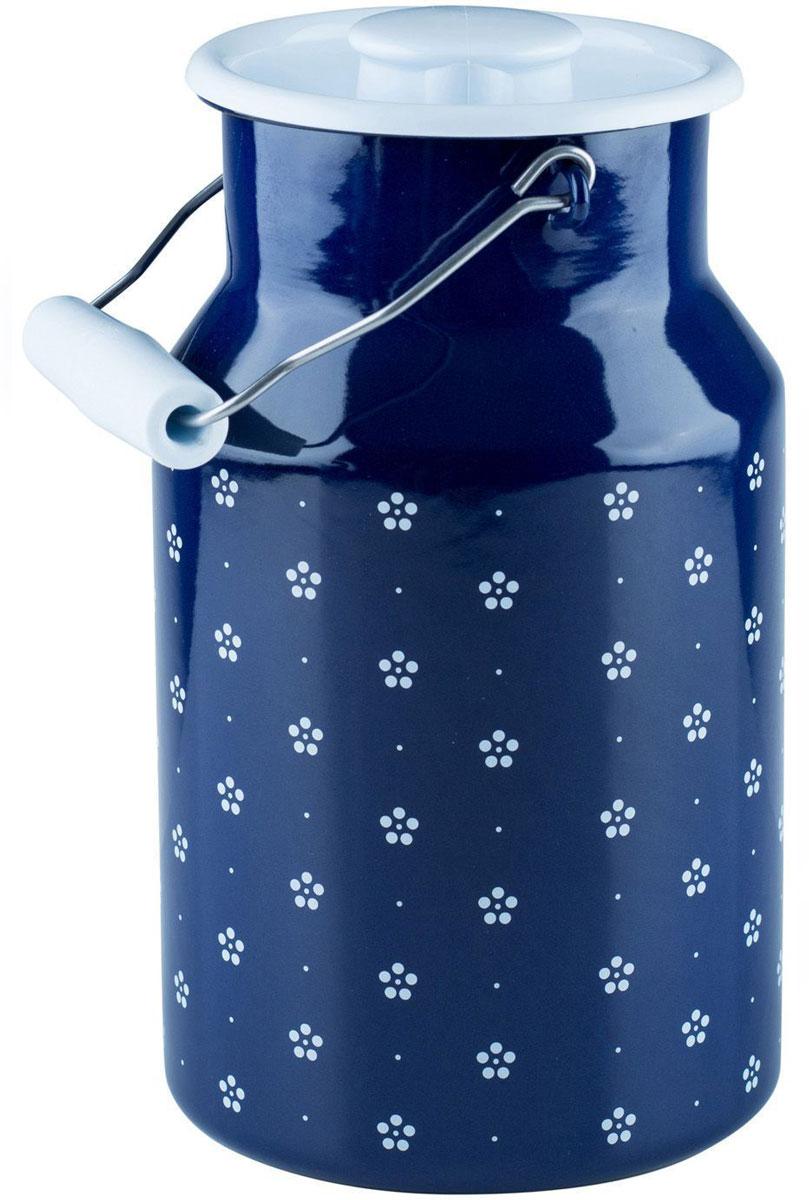Бидон Riess Blumchenblau, 2 л0311-073Торговая марка «Riess» представляет собой эксклюзивную коллекцию стальной посуды, покрытую двумя слоями стекловидной эмали. Производится в Австрии с 1550 года с применением новейших технологий. Высочайшее качество и уникальный дизайн широко известны и высоко оценены покупателями эмалированной посуды во всем мире. Разнообразные расцветки с уникальным декором являются вдохновением к приготовлению пищи и воплощают в жизнь все последние тенденции в декорации кухни и столовой. Благодаря высокой устойчивости к ультрафиолетовому излучению, вы очень долго будете наслаждаться нежными расцветками и блеском эмалированной посуды «Riess». В жаровнях и сковородках можно варить, жарить, тушить. Подходит для всех видов плит, включая индукционную. Также можно использовать в духовке. Легко очищаются: достаточно ненадолго замочить в воде и протереть губкой для мытья посуды с моющим средством.Можно использовать моющие средства и мыть в посудомоечной машине. При уходе за изделием запрещается использовать абразивные материалы. Срок годности не ограничен.