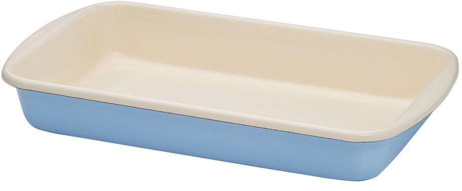 Жаровня Riess Pastell, с эмалевым покрытием, 36 х 21,5 х 6 см0435-006Торговая марка «Riess» представляет собой эксклюзивную коллекцию стальной посуды, покрытую двумя слоями стекловидной эмали. Производится в Австрии с 1550 года с применением новейших технологий. Высочайшее качество и уникальный дизайн широко известны и высоко оценены покупателями эмалированной посуды во всем мире. Разнообразные расцветки с уникальным декором являются вдохновением к приготовлению пищи и воплощают в жизнь все последние тенденции в декорации кухни и столовой. Благодаря высокой устойчивости к ультрафиолетовому излучению, вы очень долго будете наслаждаться нежными расцветками и блеском эмалированной посуды «Riess». В жаровнях и сковородках можно варить, жарить, тушить. Подходит для всех видов плит, включая индукционную. Также можно использовать в духовке. Легко очищаются: достаточно ненадолго замочить в воде и протереть губкой для мытья посуды с моющим средством.Можно использовать моющие средства и мыть в посудомоечной машине. При уходе за изделием запрещается использовать абразивные материалы. Срок годности не ограничен.