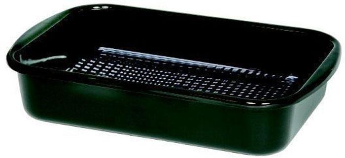 Жаровня Riess Schwarz, с эмалевым покрытием, 38 х 22,5 х 7 см0436-022Торговая марка «Riess» представляет собой эксклюзивную коллекцию стальной посуды, покрытую двумя слоями стекловидной эмали. Производится в Австрии с 1550 года с применением новейших технологий. Высочайшее качество и уникальный дизайн широко известны и высоко оценены покупателями эмалированной посуды во всем мире. Разнообразные расцветки с уникальным декором являются вдохновением к приготовлению пищи и воплощают в жизнь все последние тенденции в декорации кухни и столовой. Благодаря высокой устойчивости к ультрафиолетовому излучению, вы очень долго будете наслаждаться нежными расцветками и блеском эмалированной посуды «Riess». В жаровнях и сковородках можно варить, жарить, тушить. Подходит для всех видов плит, включая индукционную. Также можно использовать в духовке. Легко очищаются: достаточно ненадолго замочить в воде и протереть губкой для мытья посуды с моющим средством.Можно использовать моющие средства и мыть в посудомоечной машине. При уходе за изделием запрещается использовать абразивные материалы. Срок годности не ограничен.