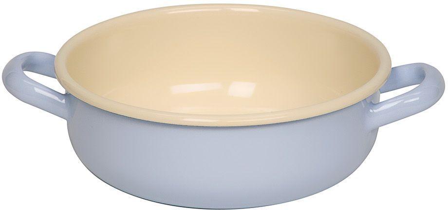Чаша Riess Pastell, 1,5 л0444-006Торговая марка «Riess» представляет собой эксклюзивную коллекцию стальной посуды, покрытую двумя слоями стекловидной эмали. Производится в Австрии с 1550 года с применением новейших технологий. Высочайшее качество и уникальный дизайн широко известны и высоко оценены покупателями эмалированной посуды во всем мире. Разнообразные расцветки с уникальным декором являются вдохновением к приготовлению пищи и воплощают в жизнь все последние тенденции в декорации кухни и столовой. Благодаря высокой устойчивости к ультрафиолетовому излучению, вы очень долго будете наслаждаться нежными расцветками и блеском эмалированной посуды «Riess». В жаровнях и сковородках можно варить, жарить, тушить. Подходит для всех видов плит, включая индукционную. Также можно использовать в духовке. Легко очищаются: достаточно ненадолго замочить в воде и протереть губкой для мытья посуды с моющим средством.Можно использовать моющие средства и мыть в посудомоечной машине. При уходе за изделием запрещается использовать абразивные материалы. Срок годности не ограничен.